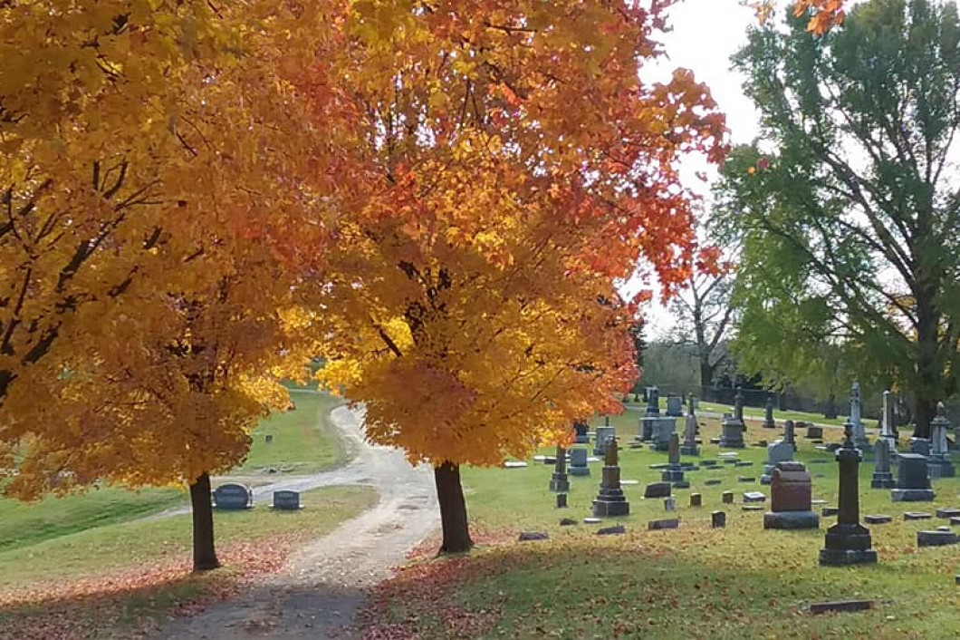 Mt. Olivet Cemetery...one of Hannibal's best-kept secrets
